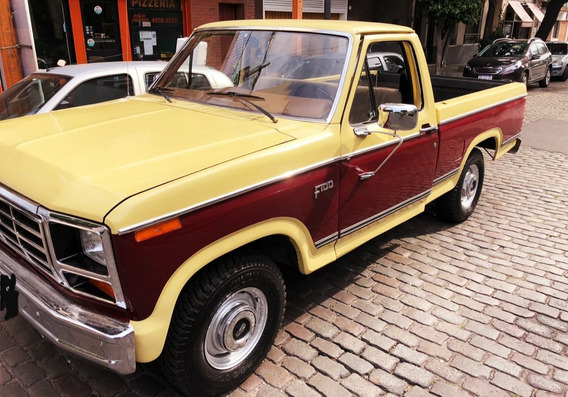 Ford F-100 F 100 ( Deluxe )