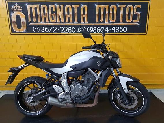 Yamaha Mt 07 - 2016- Branca - 1197740-1073 Débora