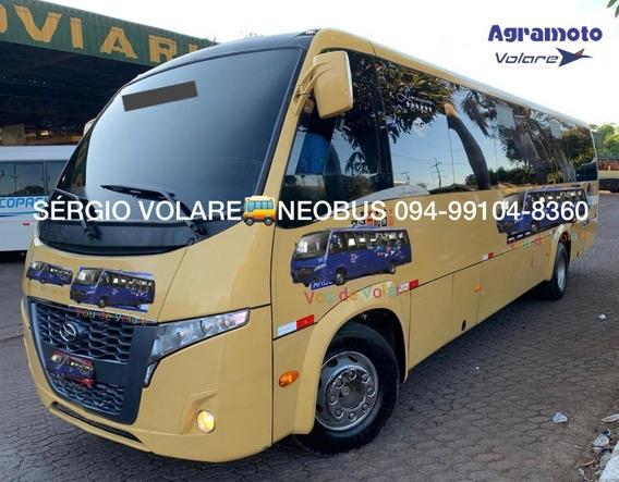 Micro Ônibus Volare Wl Fly Limousine C/banheiro Ano 2013/20