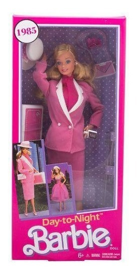 Boneca Barbie Colecionável - Day To Night Mattel