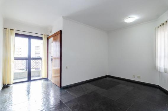 Apartamento No 7º Andar Com 1 Dormitório E 1 Garagem - Id: 892954487 - 254487