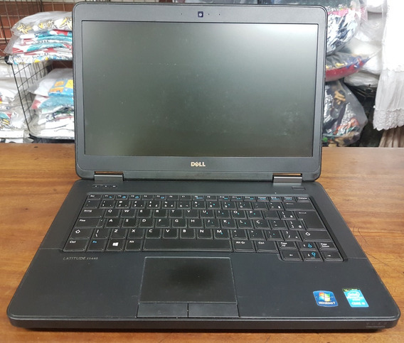 Notebook Dell Latitude E5440 14 Pol. 8gb Hd 500 Super Novo