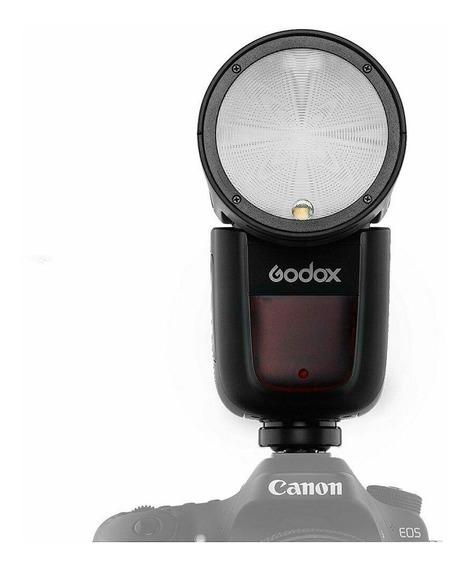 Flash Godox V1 Para Nikon