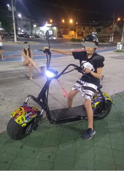 Scooter Eletrica 1500w