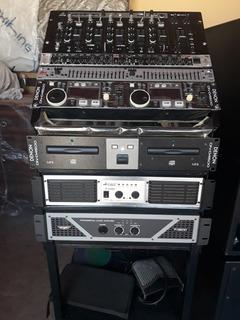 Sonido De Dj Audio Completo