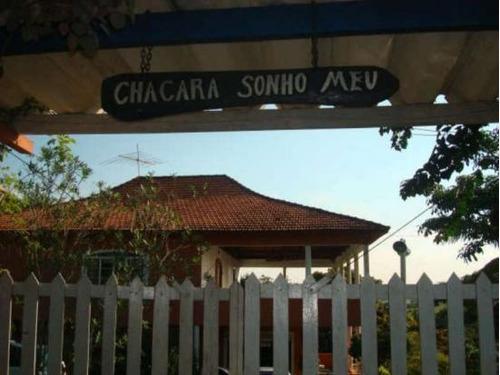 Chácara Temporada À Venda, Chácaras Rurais De Guararema, Jacareí - Ch0004. - Ch0004