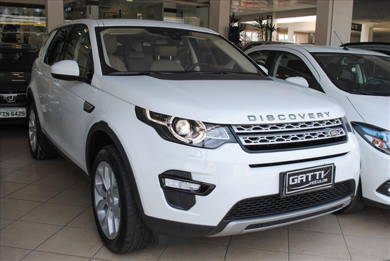 Land Rover Discovery Sport 2.0 16v Td4 Turbo Hse