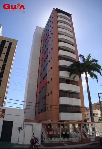 Imagem 1 de 15 de Apartamento Na Aldeota Super Ventilado - 1726