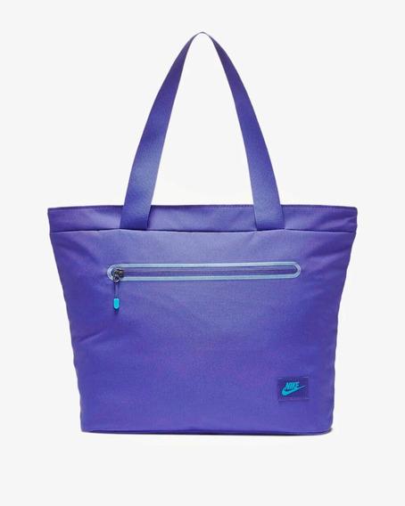 Bolso Nike Y Nk Tech Violeta - Color Especial