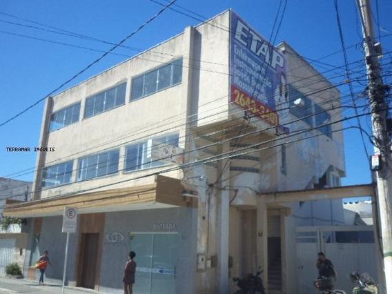 Sala Comercial Para Locação Em Cabo Frio, Parque Central, 6 Banheiros - Afc 024_2-709274