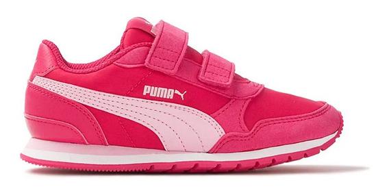 Zapatillas Puma Moda St Runner V2 Nl V Inf Niña Fu/rs