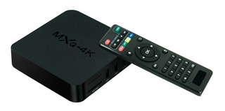 Convertidor Smart 4k Hd Tv Box Android Youtube Netflix Orig