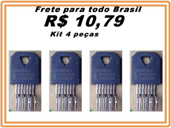 Tda4865aj Tda 4865aj 100% Original Kit 4 Peças Promoção