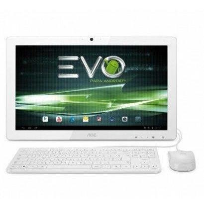 Computador All In One Evo Dual Core 1gb 8gb Led 19.5 Android