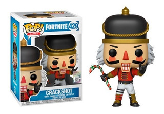 Funko Pop Fortnite Crackshot Walmart Exclusive Exclusivo
