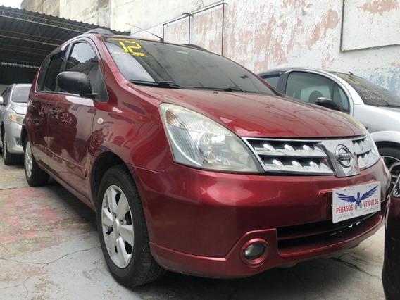 Nissan Livina 1.6 16v 2012