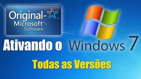 Ativador Windows 7 Para Todas As Versões Linke De Download