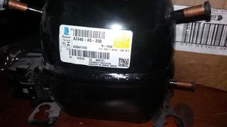 Compresor Hermético 1/5 Hp Tecumseh Mod Az0411ys 115v