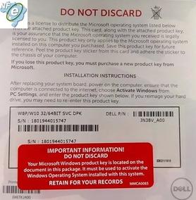 10 Licenças Windows 10 Pro Original + Nota Fiscal P/ Cnpj