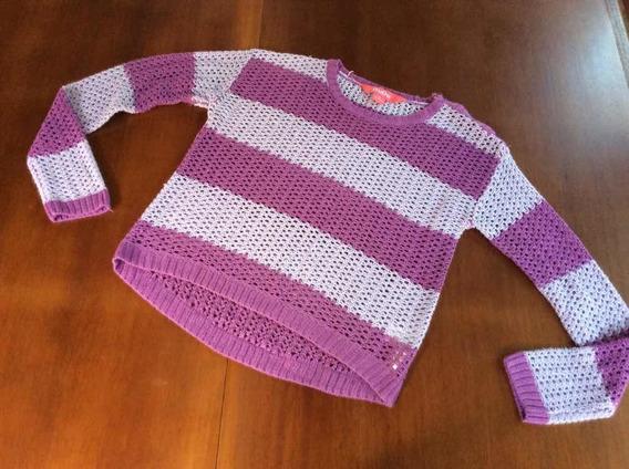Suéter Tejido Juvenil Para Dama