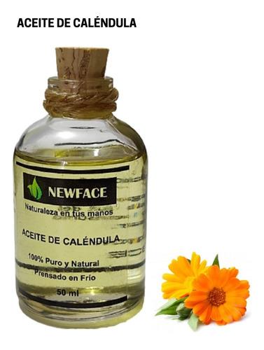 Aceite De Caléndula Puro Y Nat X 50ml - mL a $450