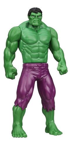 Boneco Avengers  Hulk 15 Cm - Original Hasbro