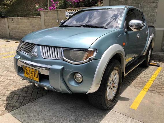 Mitsubishi L200 Sportero Full 2.500cc 4x4 Diesel