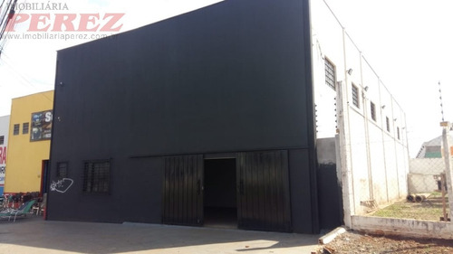 Barracões_galpões Para Alugar - 13650.2842