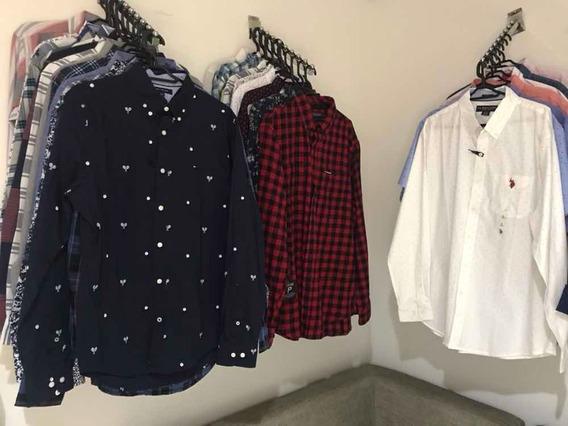 Camisas Originales S, M, L, Xl Tommy Hilfiger Polo Americano