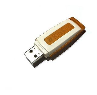 Pendrive Kingston Datatraveler 2gb G3 Usb Pen Usado Flash Me