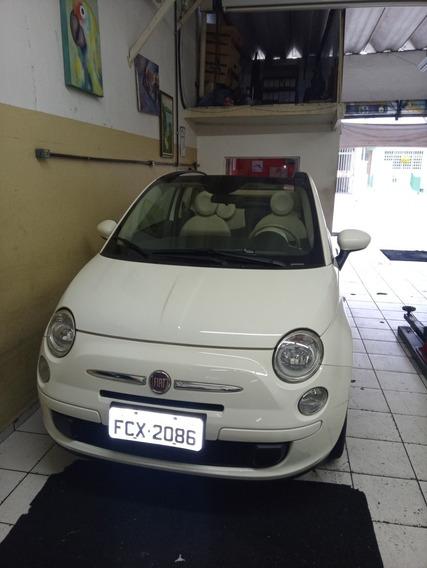 Fiat 500 1.4 Flex Dualogic 2p 2015