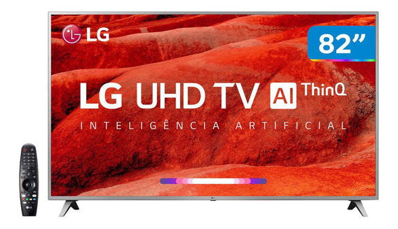 Smart Tv Led 82 Lg 82um7570psb Ultra Hd/4k Wi-fi Pta Entrega