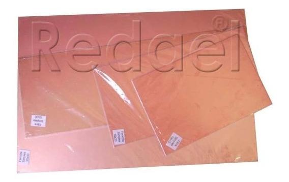 8 Placa De Fenolite Cobreada 30x30