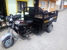 Motocarro Akt 180 Cc