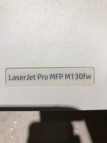 Impressoa Laserjet Pro Mfp M130fw