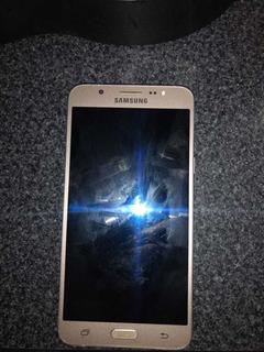 Celular Samsung Galaxy J7 Metal Dourado