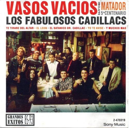 Imagen 1 de 1 de Fabulosos Cadillacs Vasos Vacios Vinilo Doble Nuevo 2020