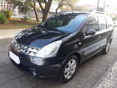 Imagem 1 de 11 de Nissan Grand Livina 2012 1.8 S Flex 5p