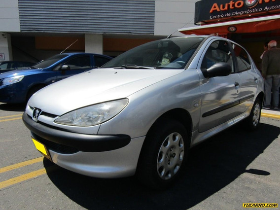 Peugeot 206 Xr Confort 1.4 Mt