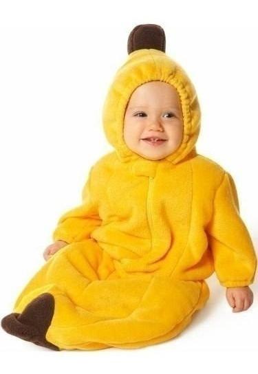 Sacos De Dormir Banana Bebê Unissex Pronta Entrega!
