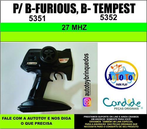 B- Furious 5351 - Ben 10 - Controle 27mhz