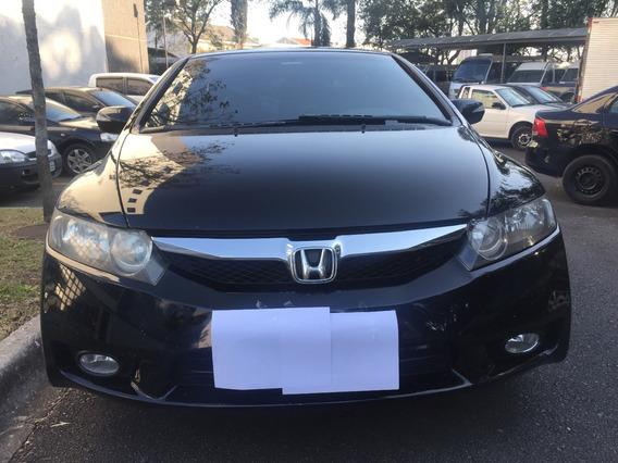 Honda Civic Lxl, 2011/2011,automático, Excelente Estado