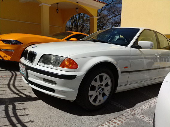 Bmw 320i, 2001. Blanco. Factura Original.