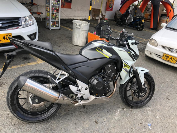 Honda Cb 500f/ Único Dueño, Papeles Al Día (no Permuta)