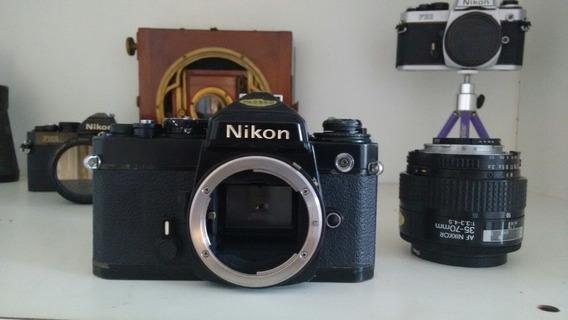 Nikon Fm2 Corpo 71 987129415