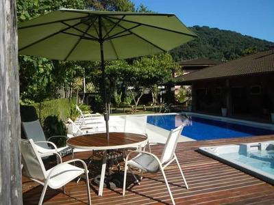 Casa Em Balneário Praia Do Pernambuco, Guarujá/sp De 435m² 4 Quartos À Venda Por R$ 1.800.000,00 - Ca165285