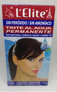 Tinte Para Cabello (sin Amoniaco) - L