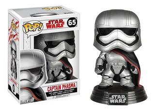 Figura Funko Pop! Captain Phasma Star Wars 65 Disney