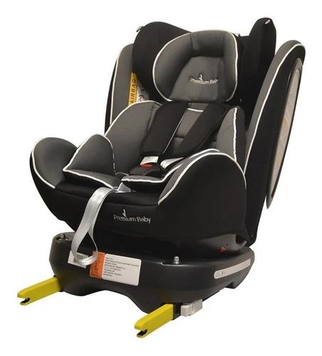 Butaca infantil para auto Premium Baby Murphy 360º gris