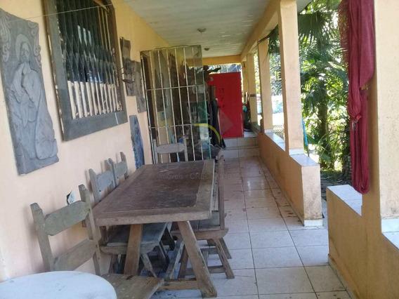 Sítio Com 1 Dorm, Centro, Mongaguá - R$ 200 Mil, Cod: 1766 - V1766